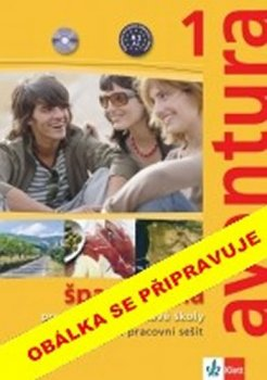 Aventura nueva 1 (A1-A2) – učebnice s pracovním sešitem + CD MP3