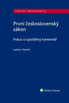 První československý zákon