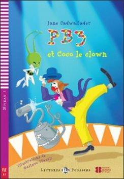 PB3 et Coco le Clown