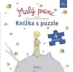 Malý princ – knížka s puzzle