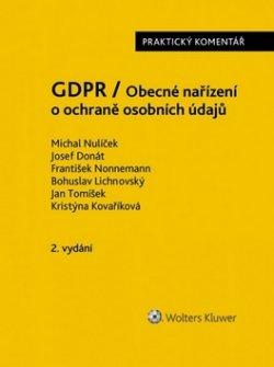 GDPR / Obecné nařízení o ochraně osobních údajů