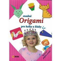 Snadná Origami pro holky a kluky