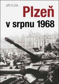 Plzeň v srpnu 1968