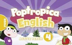Poptropica English Level 4 Active Teach USB