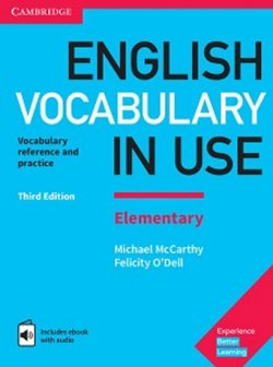English Vocabulary in Use Elementary with Answers and Enhanced ebook, 3E