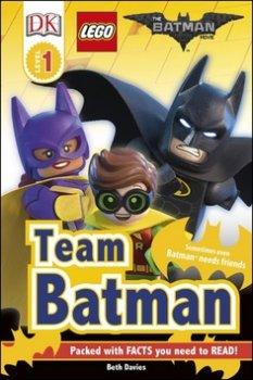 The LEGO® BATMAN MOVIE Team Batman