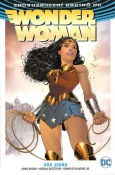 Wonder Woman 2 - Rok jedna