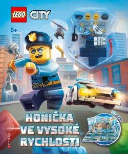 LEGO® CITY Honička ve vysoké rychlosti