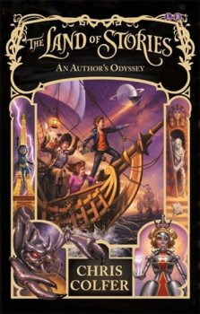 The Land of Stories: An Author´s Odyssey: Book 5