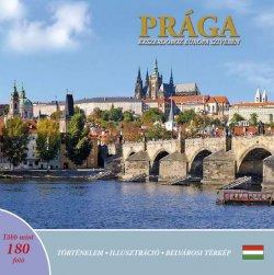 Prága: Ékszerdoboz Európa Szívében (maďarsky)