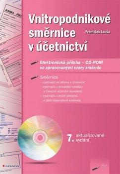 Vnitropodnikové směrnice v účetnictví + CD