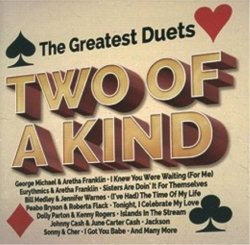 THE GREATEST DUETS - Two Of A Kind - 2 CD