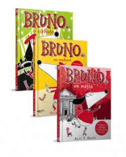 Bruno 3 díly v balíčku
