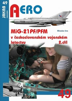 MiG-21PF/PFM v československém vojenském letectvu - 2. díl