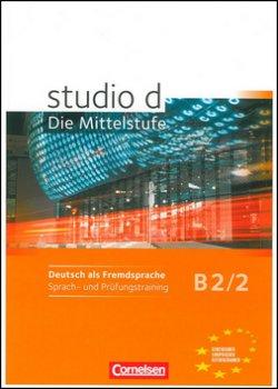 Studio d B2/2 Pracovní sešit