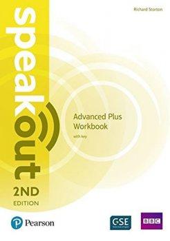 Speakout Advanced Plus 2nd: Workbook with Key