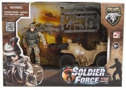 Soldier Force VIII Terénní vozidlo