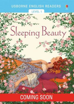 Usborne English Readers 1: Sleeping Beauty