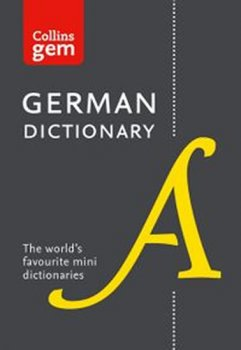 Collins Gem: German Dictionary