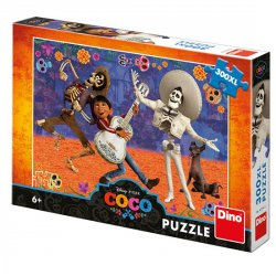 Coco - splněný sen: puzzle 300XL dílků