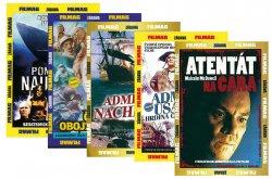 Kolekce historicko-zábavných filmů 5DVD