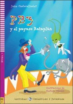 PB3 y el payaso Rataplán