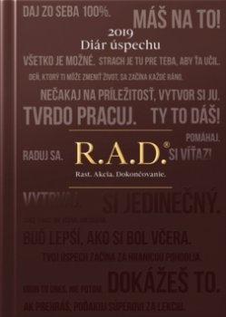 Diár R.A.D. 2019 Diár úspechu