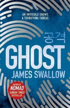 Ghost:New thriller from author of NOMAD