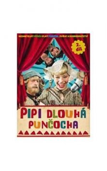 Pipi Dlouha Punčocha 2 - DVD