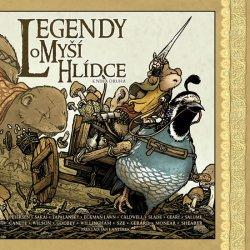 Legendy o Myší hlídce - Kniha druhá