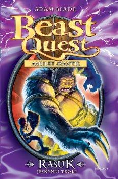 Rašuk, jeskynní troll - Beast Quest (21)
