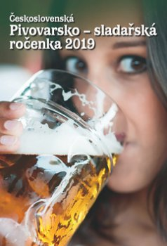 Československá pivovarsko-sladařská ročenka 2019