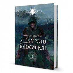 Legendy o Osamělém vlkovi 1 - Stíny nad řádem Kai (gamebook)
