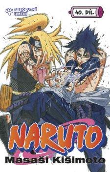 Naruto 40 - Absolutní umění