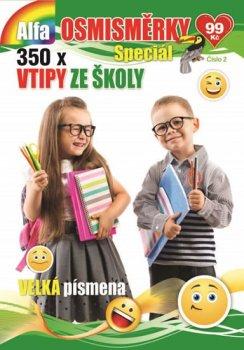 Osmisměrky speciál 2/2018 - Vtipy ze školy