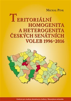 Teritoriální homogenita a heterogenita českých senátních voleb 1996–2016