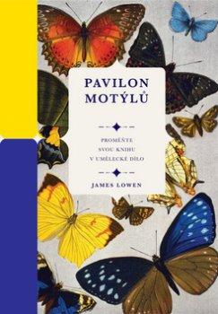 Pavilon motýlů - Proměňte svou knihu v umělecké dílo
