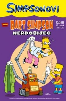 Bart Simpson Nerdobijec