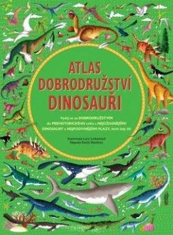 Atlas dobrodružství Dinosauři