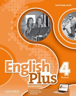 English Plus Second Edition 4 Workbook with Access to Audio and Practice Kit