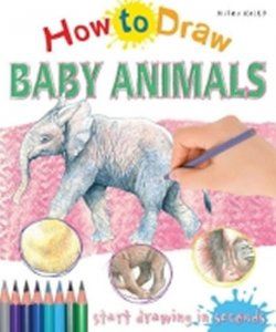 How to Draw Baby Animals