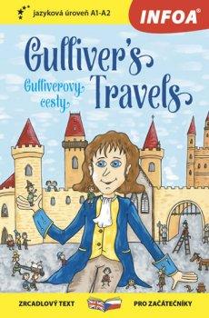 Gulliverovy cesty / Gulliver´s Travels - Zrcadlová četba (A1-A2)
