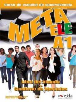 Meta ELE (A1)Libro del alumno + cuaderno de ejercicios + audio download