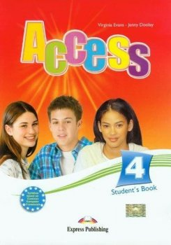 Access 4 Student´s Book