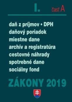 Zákony 2019 I. časť A