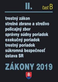 Zákony 2019 II. časť B