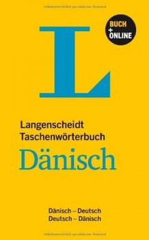 Langenscheidt Taschenwörterbuch Dänisch