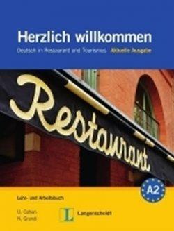 Herzlich Willkommen - Aktuelle Ausgabe Lehrbuch und Arbeitsbuch mit 3 CD