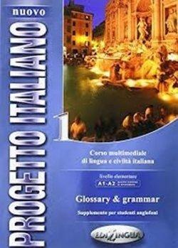 Nuovo Progetto italiano 1: Glossary and grammar (A1-A2)