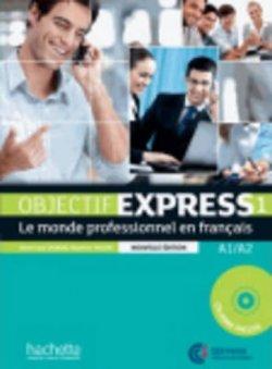 Objectif Express 1 (A1/A2) Livre de l´eleve 1 + DVD-Rom - Nouvelle edition